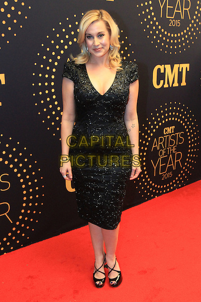 02 December 2015 - Nashville, Tennessee - Kellie Pickler. 2015 &quot;CMT Artists of the Year&quot; held at Schermerhorn Symphony Center. <br /> CAP/ADM/BM<br /> &copy;BM/ADM/Capital Pictures