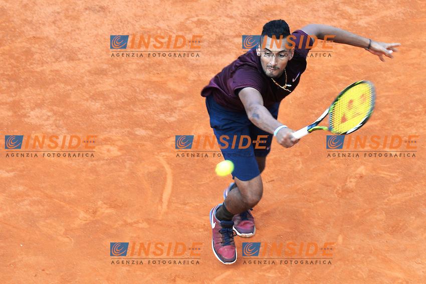 Nick Kyrgios (AUS)<br /> Roma 12-05-2016  Foro Italico<br /> Internazionali BNL d'Italia, <br /> Tennis ATP<br /> Foto Antonietta Baldassarre / Insidefoto