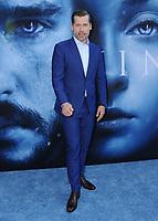 "12 July 2017 - Los Angeles, California - Nikolaj Coster-Waldau. HBO's ""Game of Thrones"" Season 7 Los Angeles Premiere held at The Music Center's Walt Disney Concert Hall in Los Angeles. Photo Credit: Birdie Thompson/AdMedia"