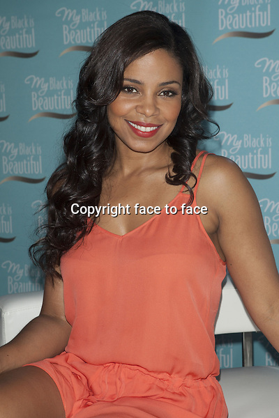 NEW YORK, NY - JUNE 19: Sanaa Lathan at P&amp;G Community Roundtable Hosted by My Black is Beautiful at Herald Square on June 19, 2013 in New York City.<br /> Credit: MediaPunch/face to face<br /> - Germany, Austria, Switzerland, Eastern Europe, Australia, UK, USA, Taiwan, Singapore, China, Malaysia, Thailand, Sweden, Estonia, Latvia and Lithuania rights only -