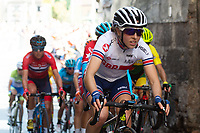 Picture by Richard Blaxall/SWpix.com - 29/09/2018 - Cycling 2018 Road Cycling World Championships Innsbruck-Tirol, Austria - Women's Elite Road Race - Sophie Wright of Great Britain.