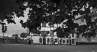 Henley Bucks/Berks UK. &quot;The Angel on the Bridge&quot; public House.   Saturday  17/09/2016<br /> [Mandatory Credit; Peter SPURRIER/Intersport Images]