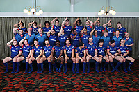 2017 Jock Hobbs Memorial Under-19 rugby tournament Tasman team photo at Wairakei Resort in Taupo, New Zealand on Friday, 15 September 2017. Photo: Dave Lintott / lintottphoto.co.nz