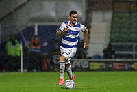 Grant Hall of Queens Park Rangers during Queens Park Rangers vs Middlesbrough, Sky Bet EFL Championship Football at Loftus Road Stadium on 9th November 2019