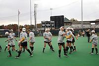 University of Iowa at the 2007 Big Ten Field Hockey Championships held at the Ohio State University November 1st - 4th, 2007.