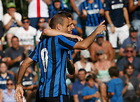 Rodrigo Palacio <br /> <br /> italian Prseason soccer match between FC inter e Carpi , at Stadium of Rischione di Brunico Italy July 15, 2015