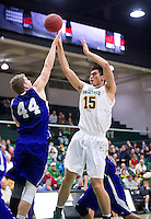 USF Men's Basketball vs Holy Cross, Tuesday, December 18, 2012