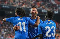 2018.04.18 La Liga Valencia CF VS Getafe CF