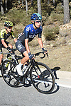 Ivan Sosa (COL) Team Sky in action during Stage 4 of the Volta Ciclista a Catalunya 2019 running 150.3km from Llanars (Vall De Camprodon) to La Molina (Alp), Spain. 28th March 2019.<br /> Picture: Colin Flockton | Cyclefile<br /> <br /> <br /> All photos usage must carry mandatory copyright credit (© Cyclefile | Colin Flockton)