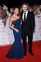 Michelle Heaton<br /> arriving for the National Television Awards 2018 at the O2 Arena, Greenwich, London<br /> <br /> <br /> ©Ash Knotek  D3371  23/01/2018