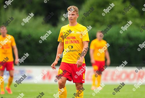 2014-07-19 / Voetbal / seizoen 2014-2015 / KFC Oosterzonen / Stig Engelen<br /><br />Foto: mpics.be