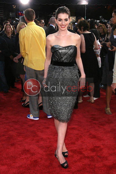 Anne Hathaway<br />