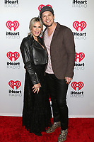 LOS ANGELES - JAN 17:  Ellen K and Gavin DeGraw at the 2020 iHeartRadio Podcast Awards at the iHeart Theater on January 17, 2020 in Burbank, CA
