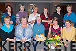 THANK YOU: Sisters and Nurses of Kerry General Hospital and formerly of the old St. Catherine's Hospital, who passed on a big thank you to Sr. Casimir at a luncheon to mark her retirement after 31 years of service, on Wednesday in the Ballygarry House Hotel and Spa, Tralee. Pictured l-r: Margaret O'Keeffe, Nancy Elder, Sr. Casimir, Margaret Coffey and Margaret O'Shea. Back l-r: Marguerite Daly, Nora Keane, Breda Dennehy, Margaret Galloway, Monica Finn and Joan Spillane.   Copyright Kerry's Eye 2008