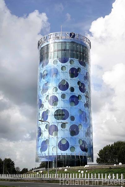 Nederland  Amsterdam -  September 2018. Fletchers Hotels in Zuid-Oost.   foto Berlinda van Dam / Hollandse Hoogte