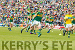 Kieran Donaghy Kerry team before the Munster Senior Football Final at Fitzgerald Stadium on Sunday.
