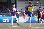 The U-12 Junior Cup Final, part of the HKFC Citi Soccer Sevens 2017 on 28 May 2017 at the Hong Kong Football Club, Hong Kong, China. Photo by Chris Wong / Power Sport Images
