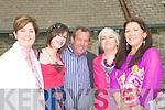 Ballylongford Confirmations: Attending the confirmation ceremony in Ballylongford on Friday last werr Marie Kennelly, Emily Wren, Tim Kennelly, Aileen Wren & Eileen Barrett from Ballylongford.