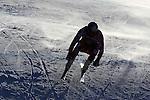 Aksel Lund SVINDAL competes during the FIS Alpine Ski World Cup Men's Super-G in Val Gardena, on December 18, 2015. www.pierreteyssot.com