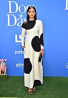 CENTURY CITY, CA - AUGUST 05: Nina Dobrev attends the premiere of LD Entertainment's 'Dog Days' at Westfield Century City on August 5, 2018 in Century City, California.<br /> CAP/ROT<br /> &copy;ROT/Capital Pictures