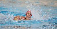Stanford - February 1, 2015: Ashley Grossman during the Stanford vs UCLA title match of the 2015 Stanford Invitational at Avery Aquatic Center on Sunday afternoon.<br /> <br /> The Cardinal defeated the Bruins 9-5.