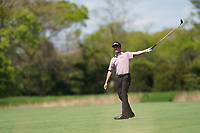 Webb Simpson (USA) on the 13th fairway during the 1st round at the PGA Championship 2019, Beth Page Black, New York, USA. 17/05/2019.<br /> Picture Fran Caffrey / Golffile.ie<br /> <br /> All photo usage must carry mandatory copyright credit (&copy; Golffile | Fran Caffrey)