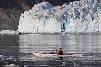 diskobay; eqi; Greenland; kayak