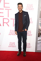 07 March 2019 - Westwood, California - Andy Grammer. &quot;Five Feet Apart&quot; Los Angeles Premiere held at the Fox Bruin Theatre. <br /> CAP/ADM/FS<br /> &copy;FS/ADM/Capital Pictures