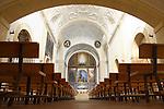 Carmelitas Descalzos Convent where St Juan de la Cruz is burried, Segovia, Spain