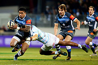 David Smith of Castres during the European Champions Cup match between Castres and Racing 92 on December 9, 2017 in Castres, France. (Photo by Laurent Frezouls/Icon Sport)