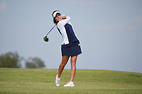 Georgia Hall (ENG) watches her tee shot on 2 during round 4 of the Volunteers of America Texas Classic, the Old American Golf Club, The Colony, Texas, USA. 10/6/2019.<br /> Picture: Golffile | Ken Murray<br /> <br /> <br /> All photo usage must carry mandatory copyright credit (© Golffile | Ken Murray)