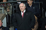 St Johnstone v Aberdeen.....07.12.13    SPFL<br /> Former Dons manager Craig Brown watches from the stands<br /> Picture by Graeme Hart.<br /> Copyright Perthshire Picture Agency<br /> Tel: 01738 623350  Mobile: 07990 594431