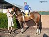 Empress Hatshepsut winning at Delaware Park on 10/2/13