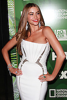 LOS ANGELES, CA, USA - AUGUST 25: Sofia Vergara at the FOX, 20th Century FOX Television, FX Networks And National Geographic Channel's 2014 Emmy Award Nominee Celebration held at Vibiana on August 25, 2014 in Los Angeles, California, United States. (Photo by David Acosta/Celebrity Monitor)