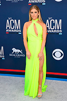 LAS VEGAS, NV - APRIL 7: Lindsay Ell attends the 54th Annual ACM Awards at the Grand Garden Arena on April 7, 2019 in Las Vegas, Nevada. <br /> CAP/MPIIS<br /> &copy;MPIIS/Capital Pictures