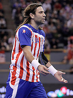 BM Atletico de Madrid's Ivano Balic during ASOBAL League match.December 08 ,2012. (ALTERPHOTOS/Acero) /NortePhoto