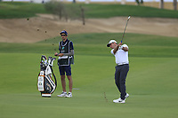 Nino Bertasio (ITA) on the 7th fairway during the 2nd round of  the Saudi International powered by Softbank Investment Advisers, Royal Greens G&CC, King Abdullah Economic City,  Saudi Arabia. 31/01/2020<br /> Picture: Golffile | Fran Caffrey<br /> <br /> <br /> All photo usage must carry mandatory copyright credit (© Golffile | Fran Caffrey)