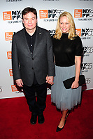 NEW YORK, NY - October 5 : Mike Myers , Kelly Tisdale attends 55th New York Film Festival screening of 'Spielberg' at Alice Tully Hall on October 5, 2017 in New York City. <br /> CAP/MPI/JP<br /> &copy;JP/MPI/Capital Pictures