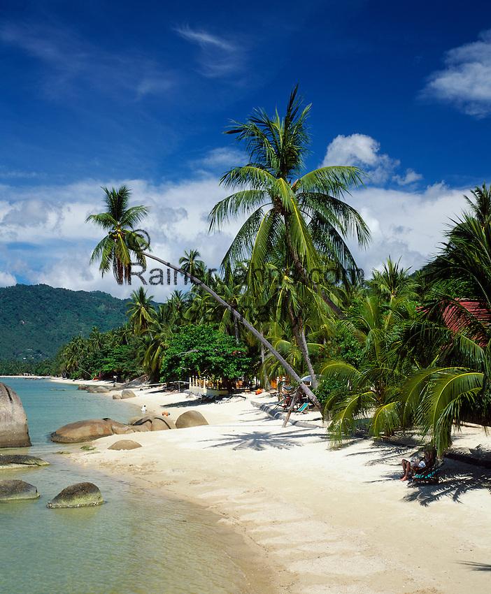 Thailand, island Ko Samui, Lamai Beach