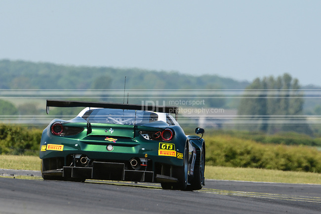 Duncan Cameron/Matt Griffin - Spirit Of Race Ferrari 488 GT3