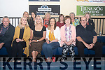 Seen at the Nathan Carter concert in Glenbeigh Sports Hall on Friday evening<br /> Front L-R Nicholas O'Sullivan, Anita O'Sullivan, SinÈad Curran, Denise Kelly, Eileen Lyne, Pat Lyne. <br /> Back L-R Eimear Curran, Ailbhe Curran, Deirdre Curran, Debbie Clifford, Kay Fitzgerald, Kathleen O'Brien.