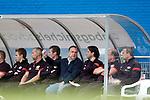 """Nederland, Eindhoven, 18 juli 2012.Seizoen 2012/2013.Dirk Nicolaas """"Dick"""" Advocaat trainer-coach van PSV in overleg met Ernest Faber"""