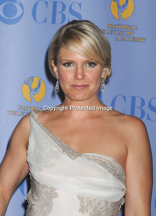 Terri Colombino..posing for photographers in the Press Room at The 34th Annual Daytime Emmy Awards on June 15,2007 at The ..Kodak Theatre in Hollywood, California. ..Robin Platzer, Twin Images......212-935-0770