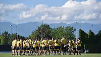 2016/07/04 Udinese primo allenamento