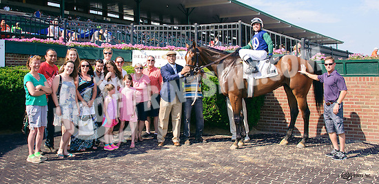 Whitman's Poetry winning at Delaware Park on 6/11/16