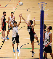 Mens Netball Nationals - Rotoura -2014