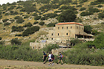 Israel, Lower Galilee, the old Carmelite monks flour mill in Wadi Zippori