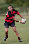 Papakura firstfive Anand Manga. Counties Manukau Premier Club Rugby Game of the Week between Drury & Papakura, played at Drury Domain on Saturday Aprill 11th, 2009..Drury won 35 - 3 after leading 15 - 5 at halftime.