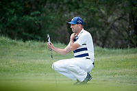 Sergio Garcia (ESP) during the final round of the Nedbank Golf Challenge hosted by Gary Player,  Gary Player country Club, Sun City, Rustenburg, South Africa. 11/11/2018 <br /> Picture: Golffile | Tyrone Winfield<br /> <br /> <br /> All photo usage must carry mandatory copyright credit (&copy; Golffile | Tyrone Winfield)