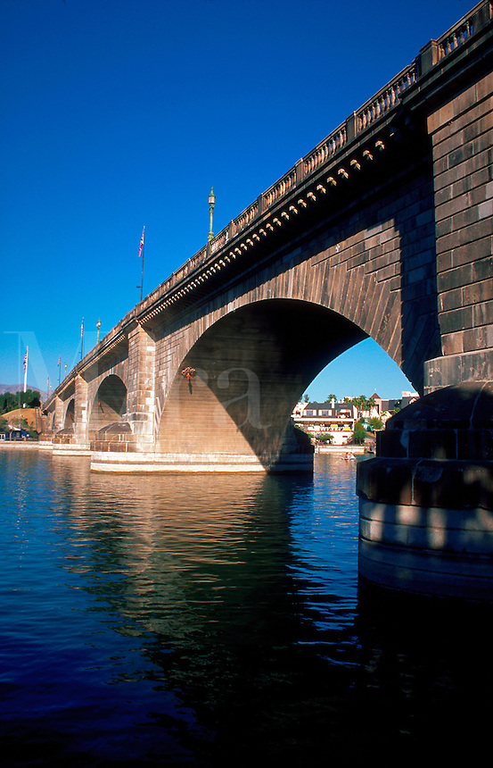 London Bridge in Lake Havasu City. Lake Havasu City, Arizona.